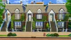 red hot chili simblr — 5-9 Mill Street (Townhouses) Here's my first...