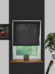 Okno, czarno-białe.