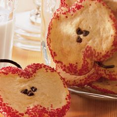 Apple Slice Cookies