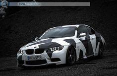 Summer Stance - Winter Stealth - 3er BMW - E90 / E91 / E92 / E93