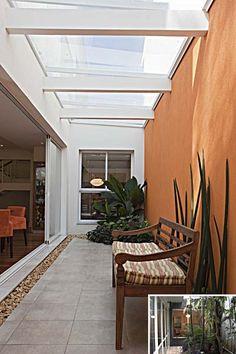 corredor lateral jardim - Pesquisa Google