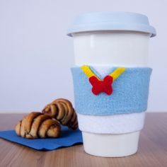 Donald's Cup Cozy