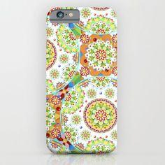 Brocade Mandala iPhone & iPod Cases by #PatriciaSheaDesigns