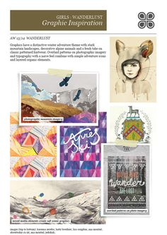 MPDClick :: Global Fashion Intelligence :: trends :: aw 13/14: wanderlust graphic & print inspiration - girls