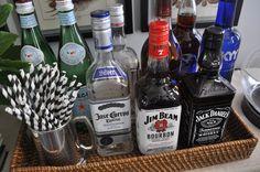 How To Set Up A Bar For The Home Liquor Bar Bars