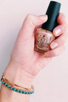 OPI Nails - Cosmo-Not Tonight Honey!!