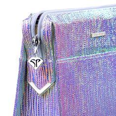 "Sabrina Pilewicz ""Venezia"" bag (detail)."