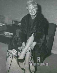 Actress Carol Channing | eds1346272111glizvb actress carol channing new york twa jetstream ...