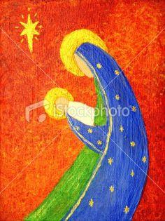 nativity art - Google Search