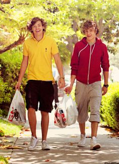 Harry and Liam  -H
