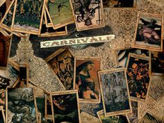 Carnivale HBO, wallpaper