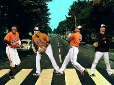 The Beatless Orioles  /  This is our Baltimore Baseball Team!  Go Orioles!