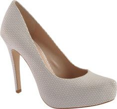 Parade is a classic platform pump with a high heel and a pointed toe.  #ShoebuyFallFashion