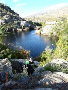 http://www.perfecthideaways.co.za/Details/GlenDonald-Cottage #petfriendly #moutain GlenDonald, about 2.5 hours from Cape Town (through Prince Alfred Hamlet), is about getting away from it all. It is what dreams are made of. Just a little stone cottage by a huge rock pool on a river in the middle of nowhere. A piece of paradise.