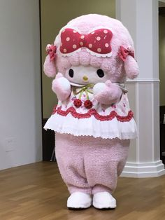 Pink Sheep, Cute Anime Profile Pictures, Sanrio Characters, Gal Pal, Birthday Wishes, Piano, Hello Kitty, Core, Bunny