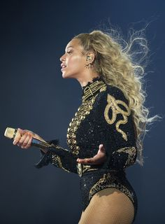 Beyoncé Formation World Tour The Dome At America's Center St. Louis Missouri 10th September 2016