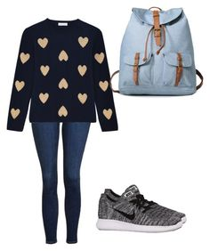 """""""Untitled #91"""" by desireelovesfashion on Polyvore featuring Topshop, Chinti and Parker and NIKE"""