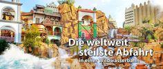Freizeitpark Phantasialand in Brühl bei Köln - 3:40