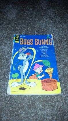 This item is unavailable Funny Bunnies, Bugs Bunny, Vintage Comics, Revenge, 1970s, My Etsy Shop, Check