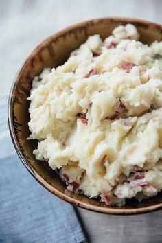 5 Ways to make mashed potatoes more than a side dish.
