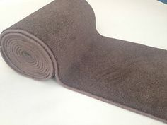 """carpet stair runner thick saxony 24"""" wide 16 steps mink, stone or grey!"""