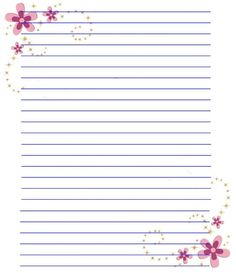 ~~pinned from site directly~~ . Printable Lined Paper, Free Printable Stationery, Paper Journal, Journal Cards, Lined Writing Paper, Notebook Paper, Borders For Paper, Stationery Paper, Planner Pages