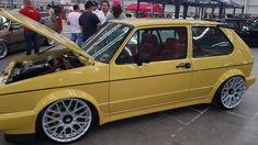 Volkswagen Golf Mk1, Vw Mk1, Yellow Car, Mellow Yellow, Vw Pointer, Jetta Mk1, Mk 1, Vw Bugs, Golf 1