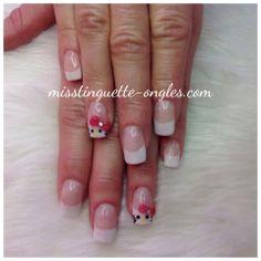 Nails/Ongles www.misstinguette.com