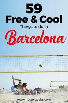 59 Free Things To Do in Barcelona 2017 (Sunsets, Picasso and Live Music)