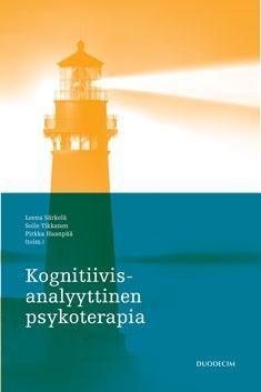 Kognitiivis-analyyttinen psykoterapia / Leena Särkelä, Soile Tikkanen, Pirkka Haanpää. Kognitiivis-analyyttinen psykoterapia on ensimmäinen suomenkielinen kognitiivis-analyyttista tieteellistä tietoa ja psykoterapiakäytäntöä yhdistelevä kirja. Se avaa psykoterapiatyöskentelyä myös psykoterapeutin ominaisuuksien, voimavarojen ja työn arvioinnin näkökulmasta.