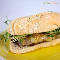 Ron Badach's Spicy Black Bean Burger with Chipotle Mayo #TheChew