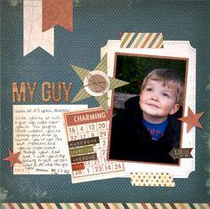 My Guy...single photo boy's page