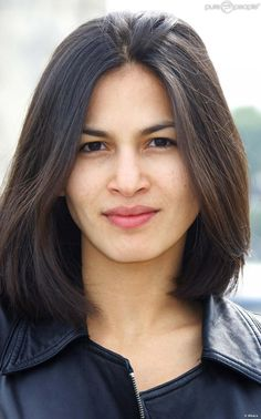 Elodie Yung Talks The Defenders French Girl Style and Elodie Yung, Hollywood Actor, Hollywood Actresses, Beautiful Celebrities, Most Beautiful Women, Jessica Henwick, Mixed Race Girls, French Girl Style, Short Hair