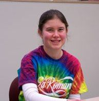 Sarah Gross was voted student employee of the month in February 2012. Congrats, Sarah!