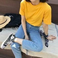 Classic but nice Trend Trendy Outfits Clothes Style Retro Outfits, Grunge Outfits, Cute Casual Outfits, Look Fashion, Korean Fashion, Fashion Outfits, Fashion Hacks, Girl Fashion, Fashion Tips