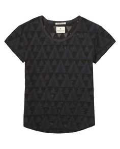 Mesh T-shirt - Scotch