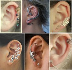 Creative Earring Design