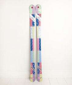 Whale Shop: Patchwork Skis - Vineyard Vines My only chance of getting these is if  I win the raffle at Okemo.