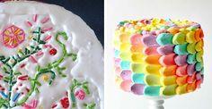 Easy AF cake decorating ideas