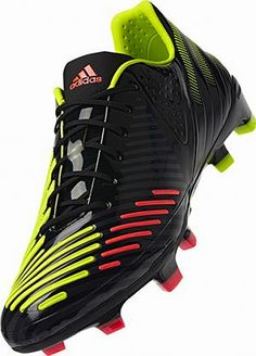 Adidas Predator Lethal Zone Black/Electricity SEXY CLEATS