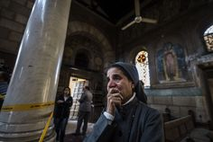 Murdered Christians are 2016's least fashionable minority EGYPT-BOMB-UNREST-BLAST-RELIGION