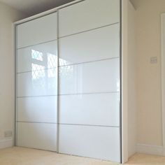 Ikea Pax Wardrobe With 2 Doors Black Brown Fevik Frosted