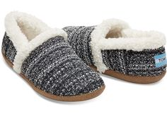 Whether you wear these cozy slippers with pajamas or jeans, they are sure to keep you warm and stylish.