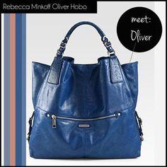 Oliver hobo by Rebecca Minkoff - Beautiful!