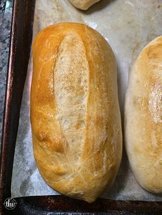 The BEST soft and chewy bread roll for hoagies/submarine/grinders. Pillowy soft rolls that are begging to be filled with deliciousness! Italian Hoagie Roll Recipe, Italian Bread Recipes, Bread Maker Recipes, Sandwich Bread Recipes, Best Bread Recipe, Soft Baguette Recipe, Soft Rolls Recipe, Baguette Bread, Garbage Bread