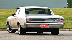 1966 Chevrolet Chevelle Malibu Pro Touring by ~Vertualissimo on deviantART