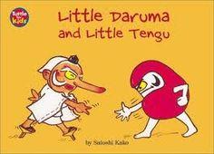 Little Daruma and Little Tengu, written by Satoshi Kako and translated by Peter Howlett