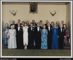 Princess Diana and Prince Charles, circa mid to late 80's, with some other European Royals. Princess Diana may be wearing that white Zandra Rhodes dress I think she wore in 1987 (ottomh) ... though not sure on both counts..