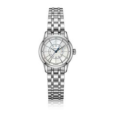 Hamilton Railroad Lady Mother-of-Pearl Dial Watch
