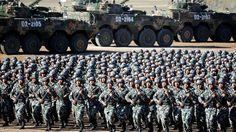 Chinese Army will protect country's sovereignty & integrity against 'all invasions' – Xi Jinping https://tmbw.news/chinese-army-will-protect-countrys-sovereignty-integrity-against-all-invasions-xi-jinping  Published time: 1 Aug, 2017 07:06The People's Liberation Army (PLA) must be ready to defend China's sovereignty and territorial integrity, warning other nations to steer clear of Chinese interests, President Xi Jinping said Tuesday.Beijing will continue to invest in reforming and…